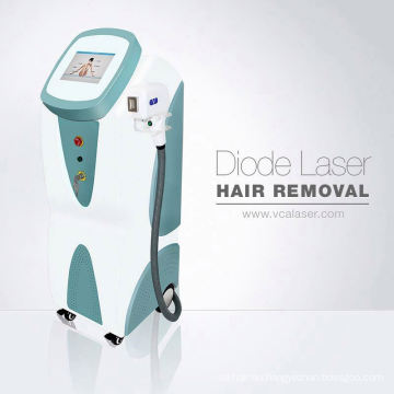Größte Spotgröße 808nm Haarentfernung Diodenlaser Haarentfernung Diodenlaser
