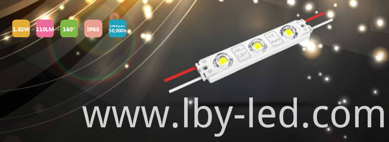 1.32W Constant Current Lens Led Module