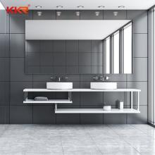 Public Restroom Wash Basins Customized Size Long Sinks