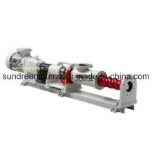 Progressive Cavity Pump for High Viscosity Fluid