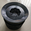 Oil Well Cementing Rubber Top/Bottom Plugs for Oilfield