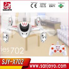 Vente chaude drone MJX X702 2.4G RC drone Vente chaude hélicoptère 6 axes Vente chaude DRONE rc