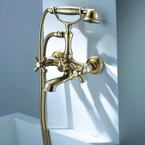 wall shower mixer