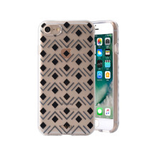 IMD Case for iPhone7 Plus with Geometric Patterns