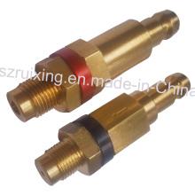 Промышленные латунные клапаны с ЧПУ