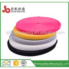 Ruban élastique boutonnière colorée
