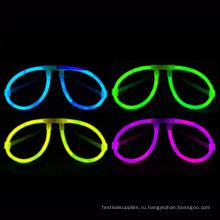 вечеринки для детей светящиеся очки игрушка