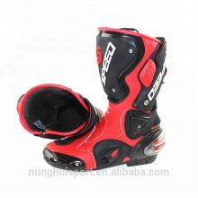 Venda quente Atacado Especializada Proteção Mid-Calf Motocross Equitação Sapatos