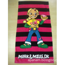 100% Cotton Printed Towels