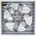 54inch Cooling Fan with Centrifugal Shutter for Broiler House