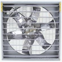 Ventilateur de 54 pouces avec obturateur centrifuge pour poulailler