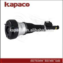 Kapaco amortiguador trasero izquierdo ajustable 2213205513 para Mercedes-benz W221 S350 Clase S 2007-2012