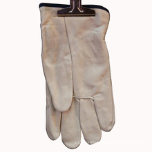 Professional Driver′s Leather Gloves