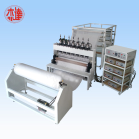 20khz Ultrasonic Kontinuerlig Non Woven Bonding Machine