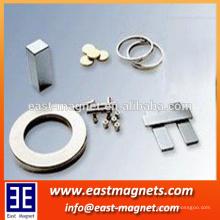 Forma redonda e tipo permanente gancho magnético personalizado