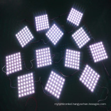 Aluminum Lamp Body Material and IP67 IP Rating led grille panel light 15w
