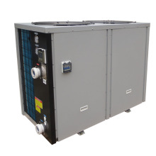 CE approved dual system pool heating pump chiller