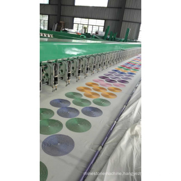 Hot Selling Chenille Embroidery Machine with Good Performance for Garment