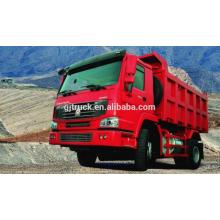 15CBM 4x2 RHD Sinotruk HOWO dump truck / HOWO tipper truck / HOWO dumper / HOWO self loading truck / Dumping truck