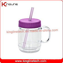 480ml double wall Mason Jar(KL-SC034)
