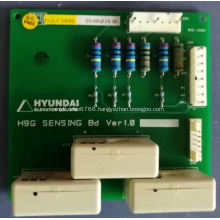 Hyundai Inverter Mutual Inductor PCB H9G SENSING Bd