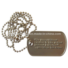 Silver Plating Military Pendant Hz 1001 P010