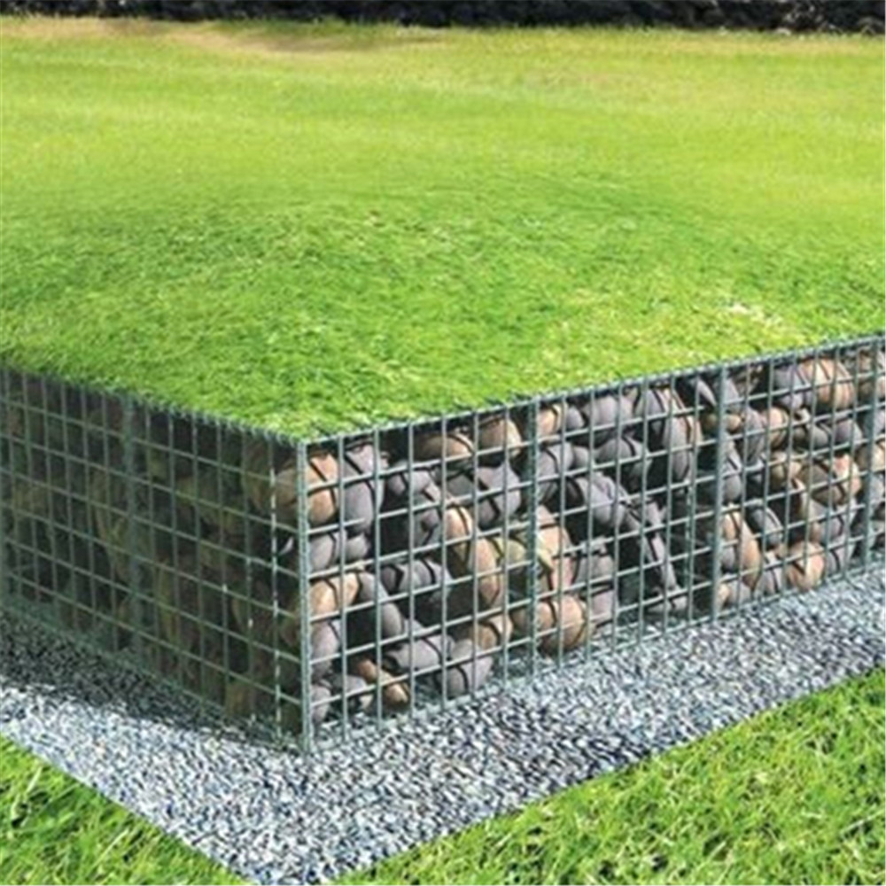 Gabion Retaining Wall Galvanized Welded China Manufacturer