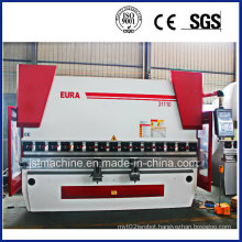 Metal Sheet CNC Hydraulic Press Brake (110tonx3100mm)