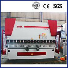 Prensa hidráulica do CNC da folha de metal (110tonx3100mm)