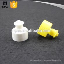 colorful plastic push pull cap 28 400