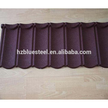 Stone Coated Steel Roof Tile Roof Deck Sheet For Roof Material , Cheap Price Colorful Stone Coated Roof Tile For Villa Roof
