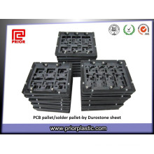 Schwarzes Durostone CAS761 Blatt für SMT Befestigungen