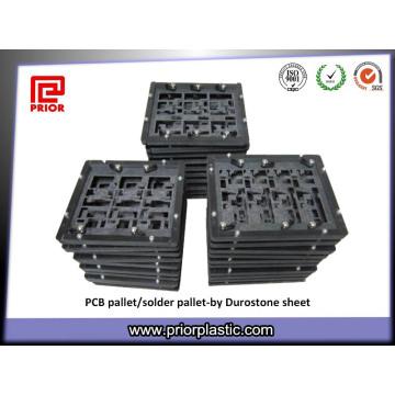 Черный Durostone лист CAS761 для приспособления СМТ