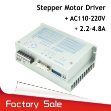 3-phase Nema34 stepper motor driver