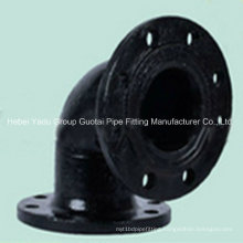 Professional Carbon Steel Flange Elbow