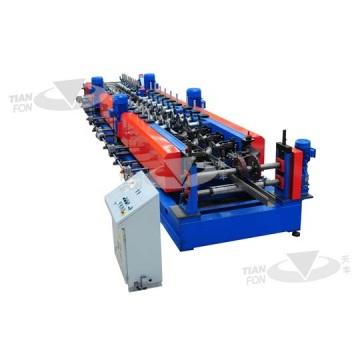 Rolo elétrico automático do quadro de armário que forma a máquina