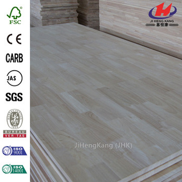 12 mm  Rubber wood Finger Joint Board