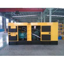 300kVA Volvo Silent Diesel Generator with Enclosure