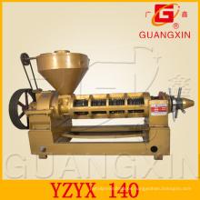 Máquina de la prensa del aceite espiral de la prensa del aceite del tornillo (YZYX140-8)