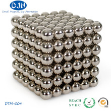 Ball Shaped NdFeB Neodymium Magnetic Toy (DTM-004)
