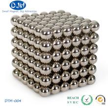 Bola em forma de ndfeb neodímio brinquedo magnético (dmc-004)