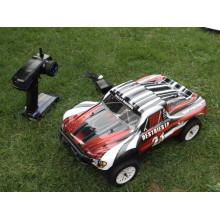 HSP 1/10 шкала 18 Двигатель нитро RC автомобиль