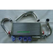 Enfriador de agua auto intercooler para Mitsubishi Lancer Evo 1 2 3 4 5 6