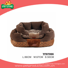 Self-Warming Plush Dog Bed, Pet Bed for Dog (YF87066)