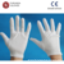nylon knitted working gloves,10 gauge, 500--700 grams