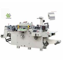 Automatic paper sticker kiss cut die cutting machine