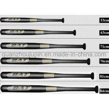 Bate de béisbol promocional de alta calidad del metal del logotipo del OEM