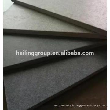 Panneau de ciment de fibre de matériau de construction
