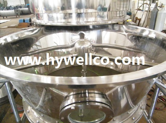 High Efficient Fluidizing Dryers