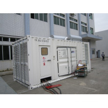 910kVA Silent Cummins Diesel Power Generator Set / Kta38-G2a